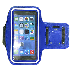 Futrola za mobitel 5,5 inch, univerzalna, sport, plava