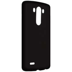 Futrola za mobitel LG G3 silikonska, crna