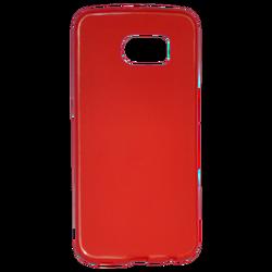 Futrola za mobitel Samsung S6 edge, silikonska, crvena