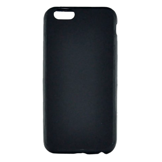 Futrola za mobitel Iphone 6, silikonska, crna