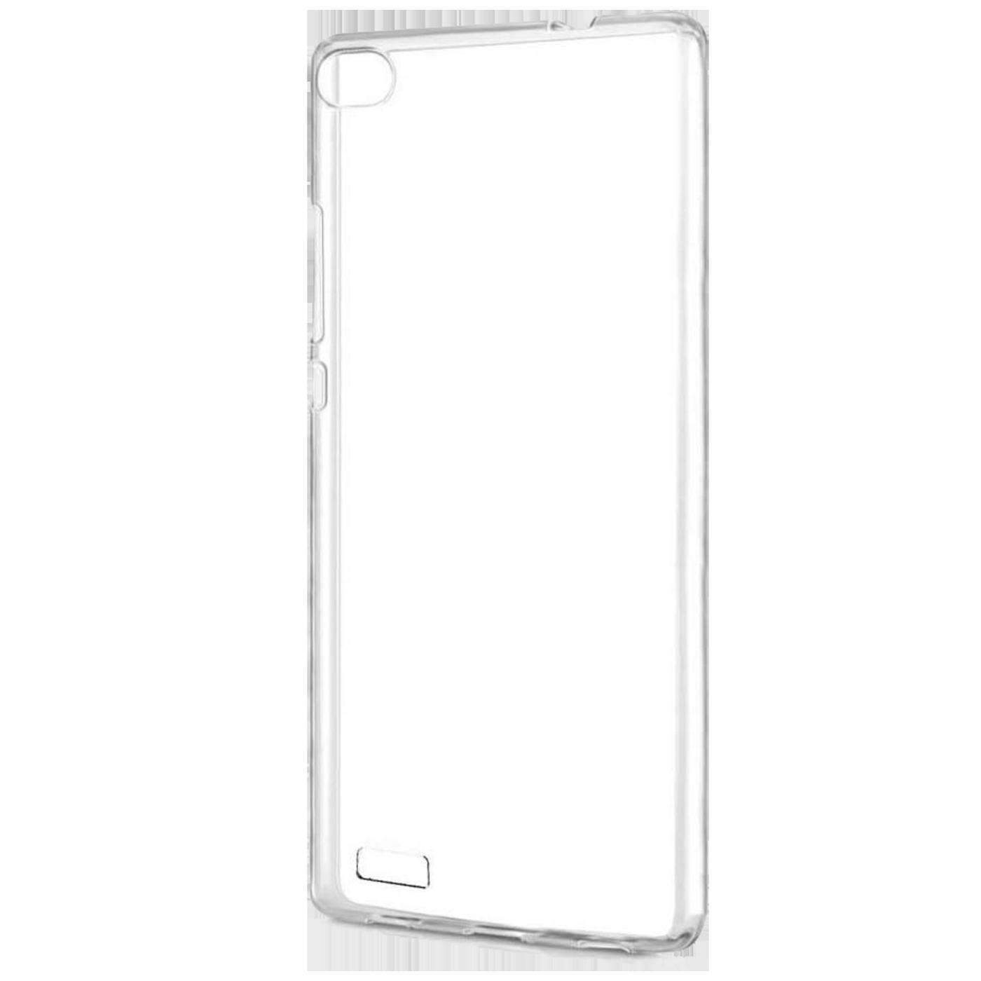Futrola za mobitel Huawei P8 lite,silikonska,providna