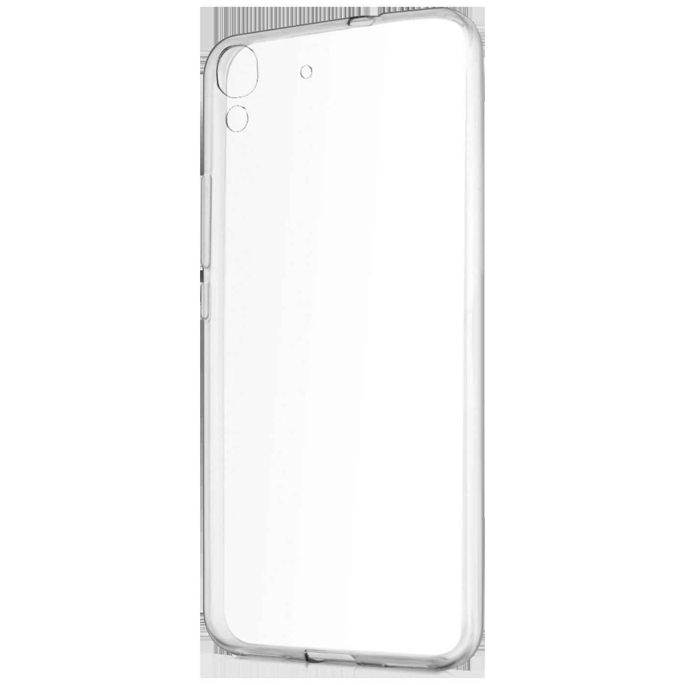 Futrola za mobitel Huawei Y6,silikonska,providna