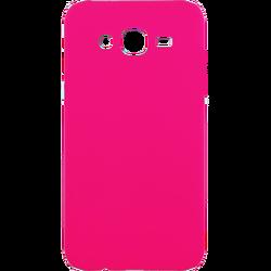 Futrola za mobitel Samsung J510, silikonska, pink