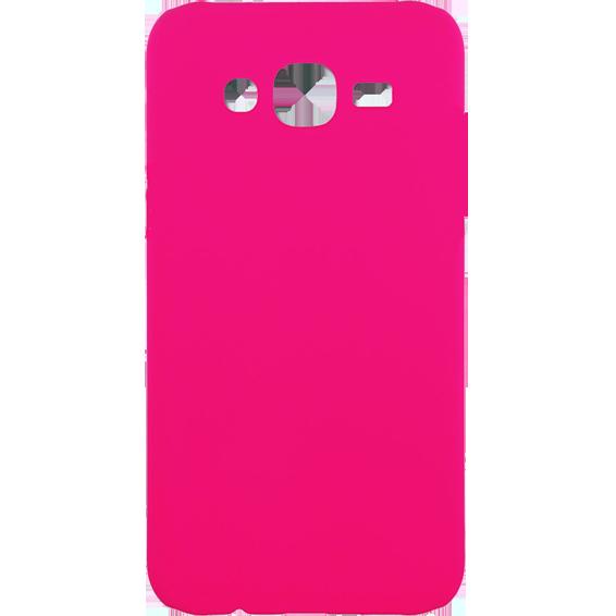 Futrola za mobitel Samsung J710, silikonska, pink