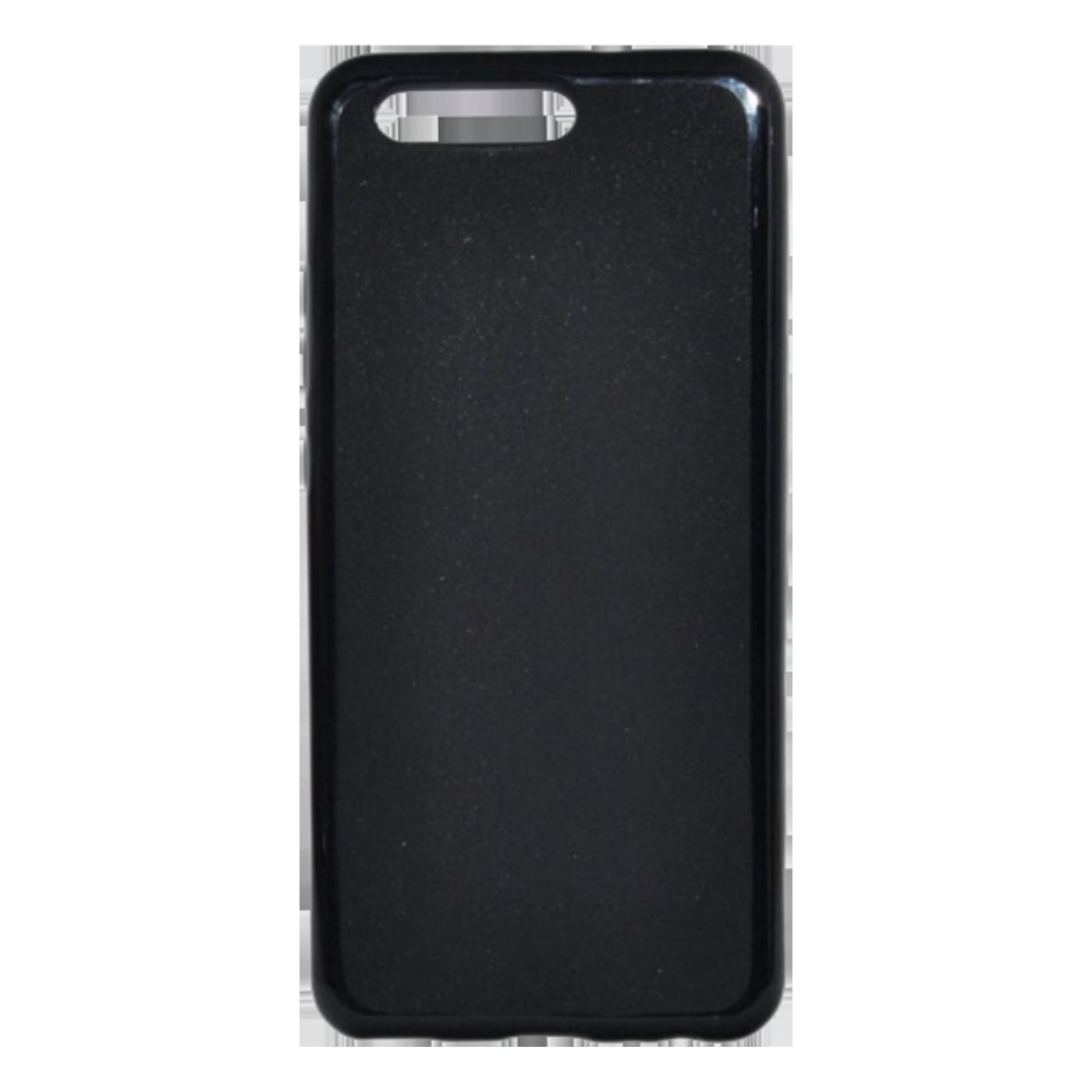 Futrola za mobitel Huawei P8 lite, silikonska, crna