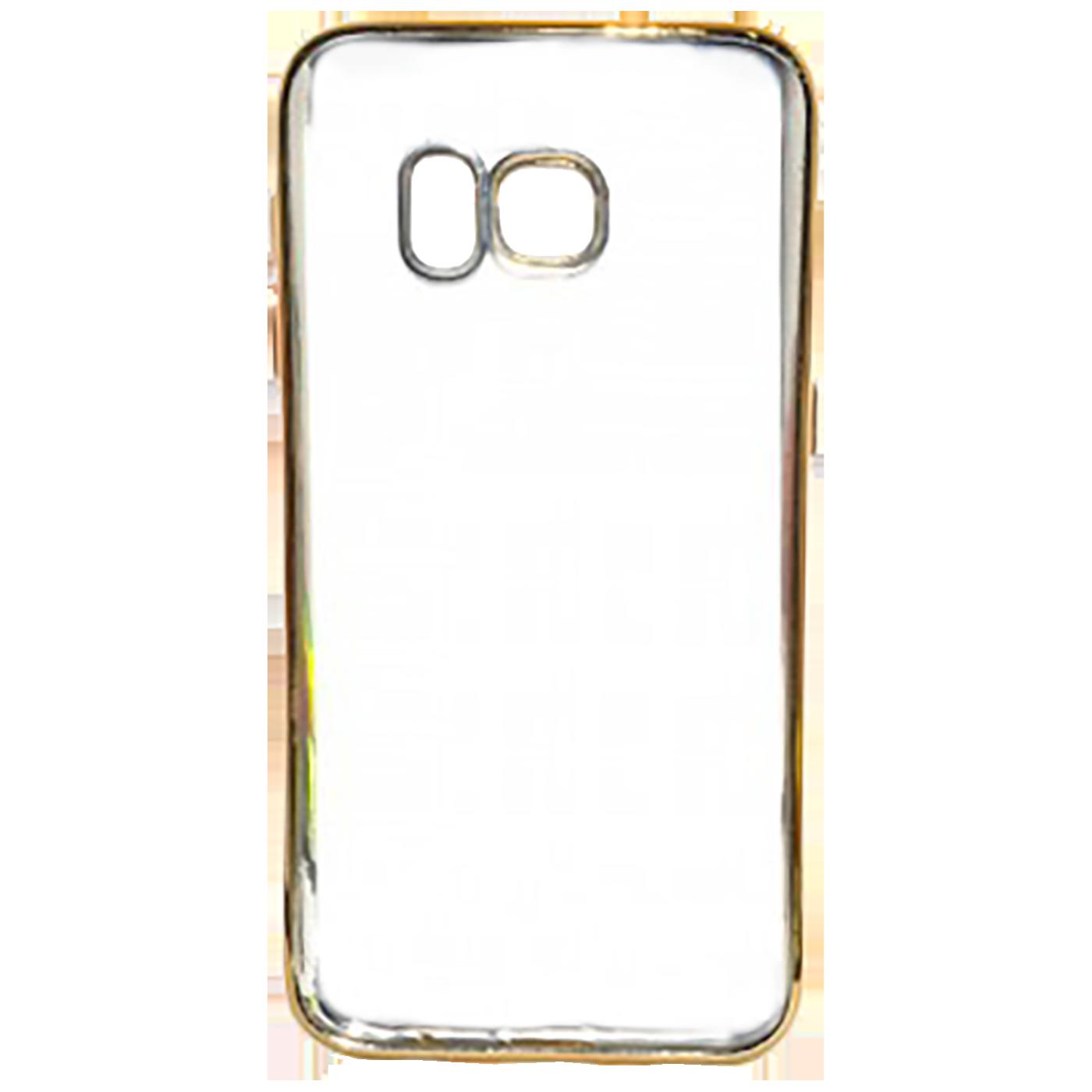 Futrola za mobitel Samsung S7, silikonska, gold