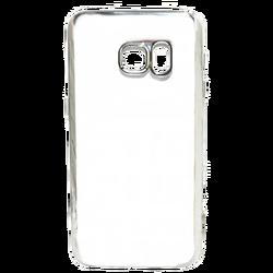 Futrola za mobitel Samsung S7, silikonska, silver