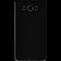 Futrola za mobitel Samsung J5 (2016), silikonska, crna boja