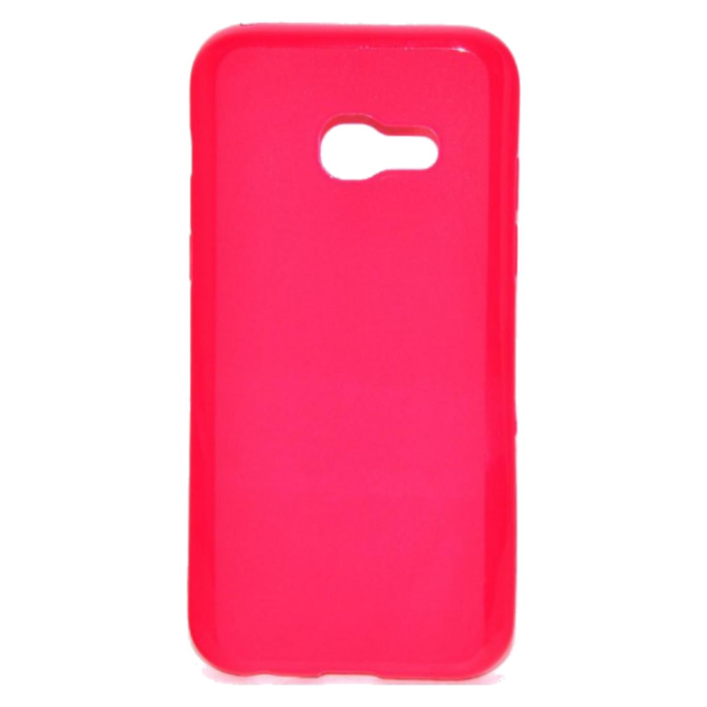 Futrola za mobitel Samsung A5 2017, ALIN, pink