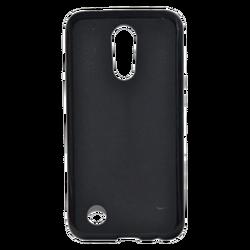 Futrola za LG K10 2017, silikonska, crna