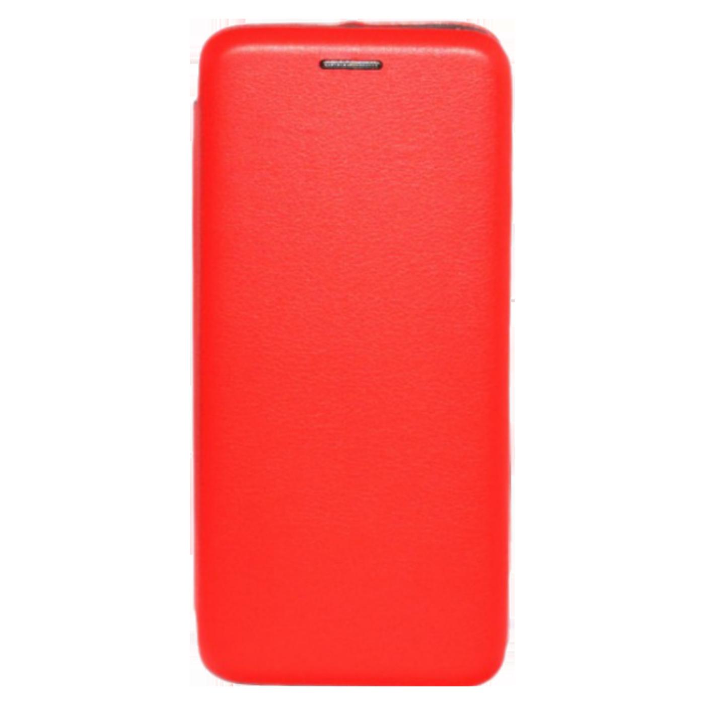 Futrola za mobitel Samsung S8, FLIP, crvena