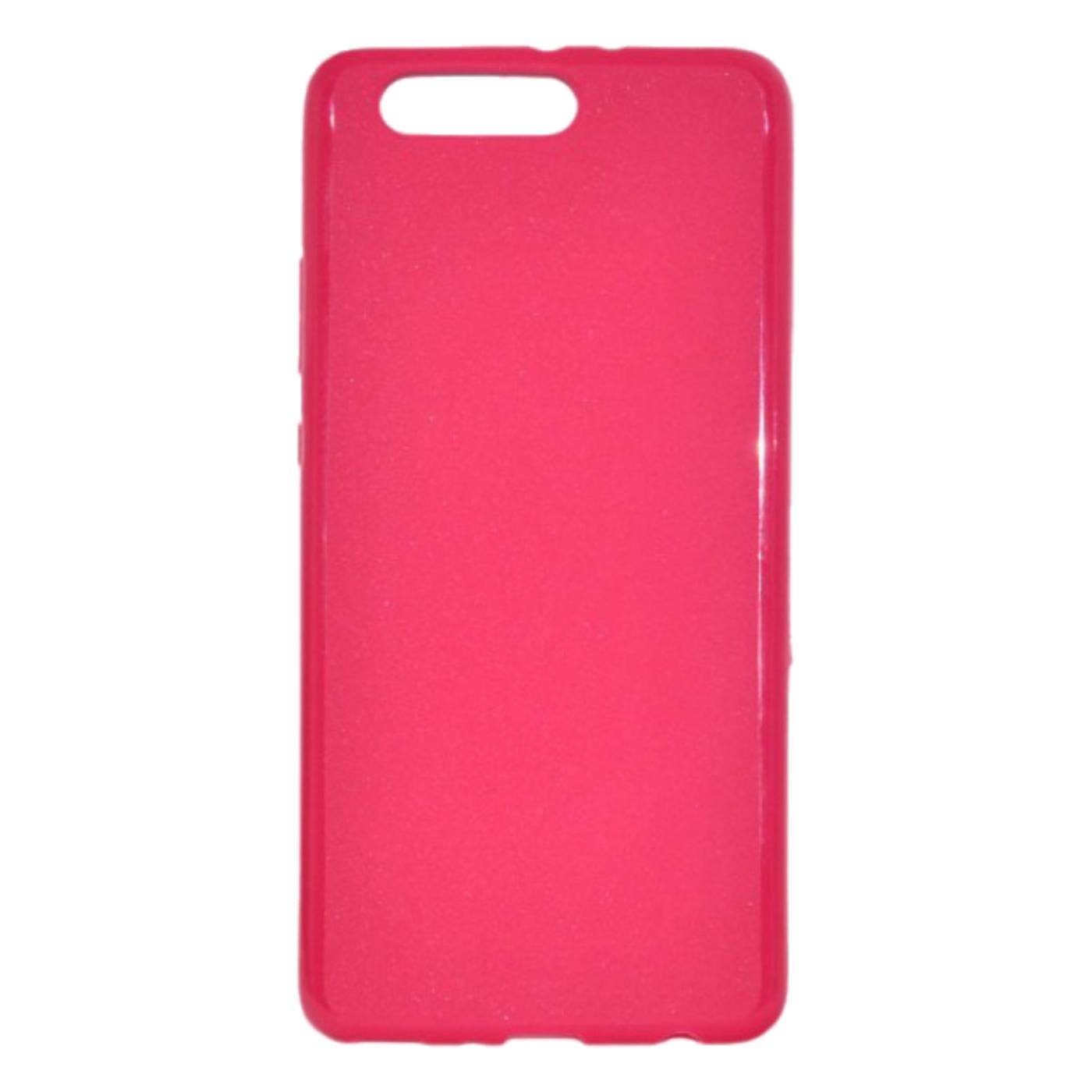 Futrola za mobitel Huawei P10 Lite, silikonska, pink