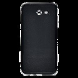Futrola za mobitel Samsung J7 2017, silikonska, crna
