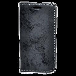 Futrola za mobitel Samsung J7 2016, FLIP, crna