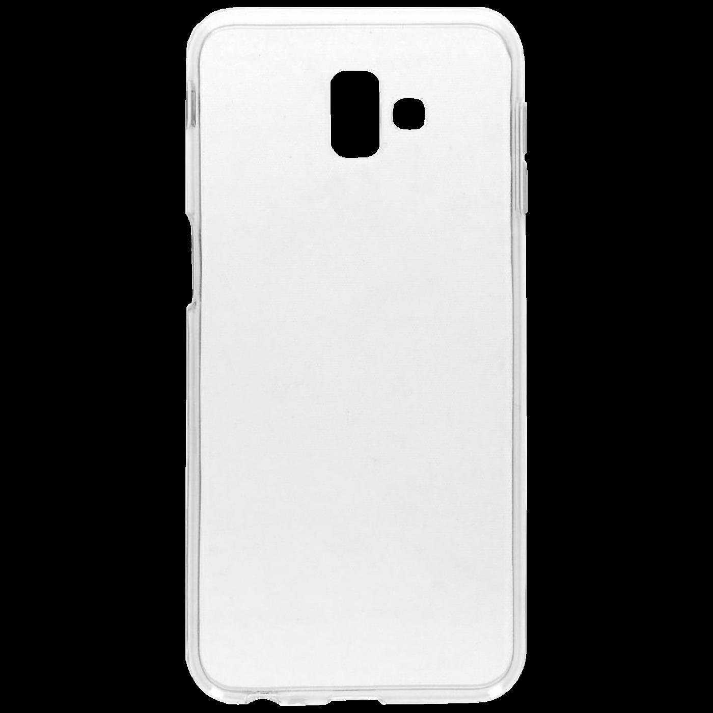 Futrola za mobitel Samsung J6, silikonska, providna