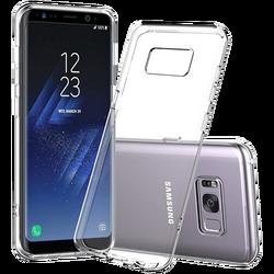 Futrola za mobitel Samsung J4, slikonska, transparent