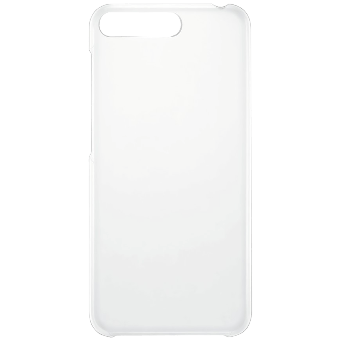 Futrola za mobitel Huawei Y6,  silikonska, providna