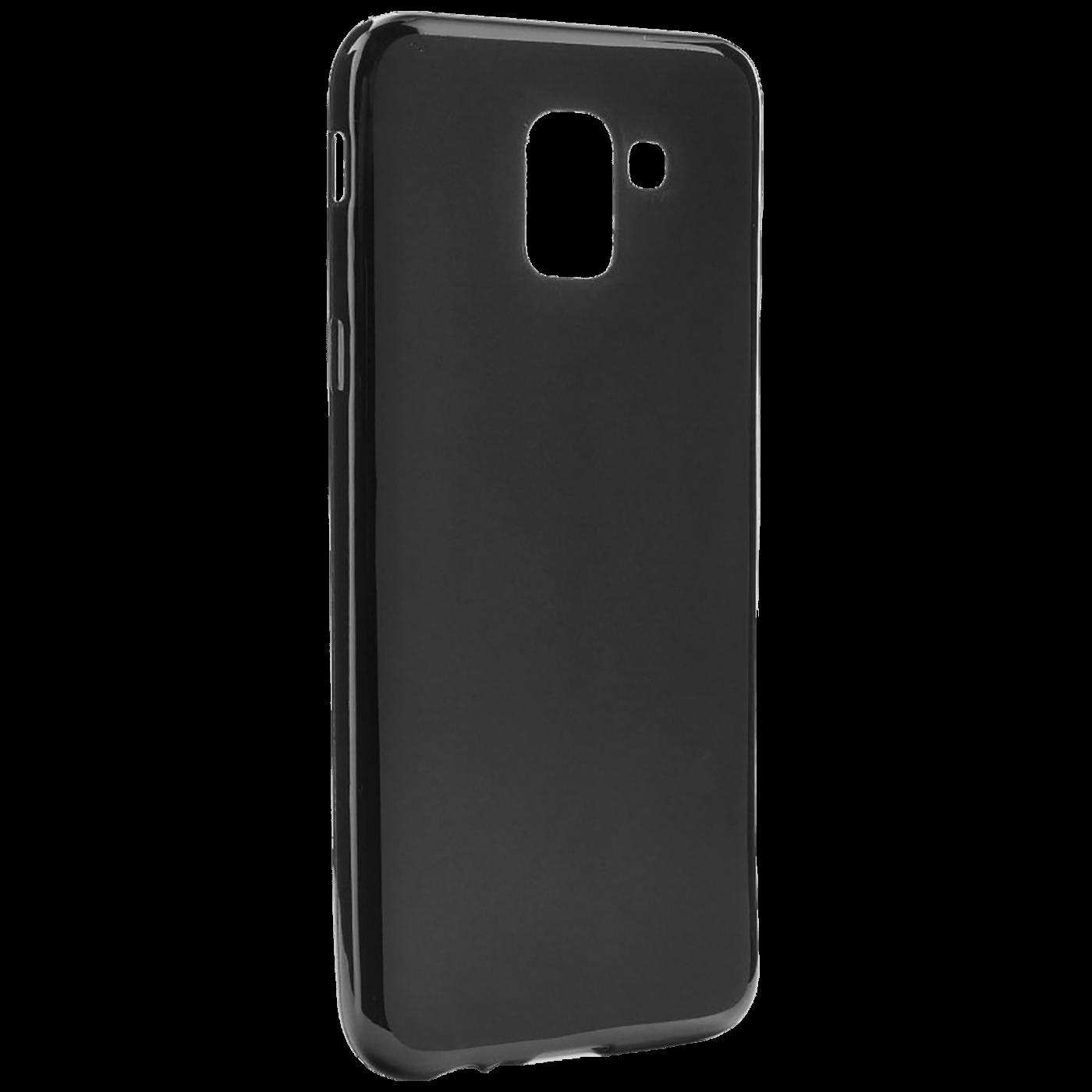 Futrola za mobitel Samsung J6, silikonska, crna