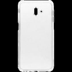 Futrola za mobitel Samsung J6 plus, silikonska, providna