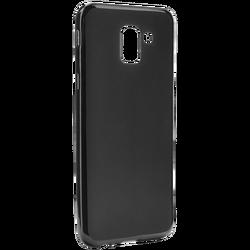 Futrola za mobitel Samsung J6 plus, silikonska, crna