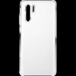 Futrola za mobitel Huawei P30, silikonska, transparent