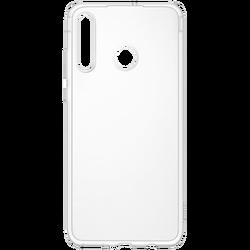 Futrola za mobitel Huawei P30 Lite, silikonska, transparent