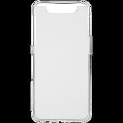 Futrola za mobitel Samsung A80 , silikonska, transparent