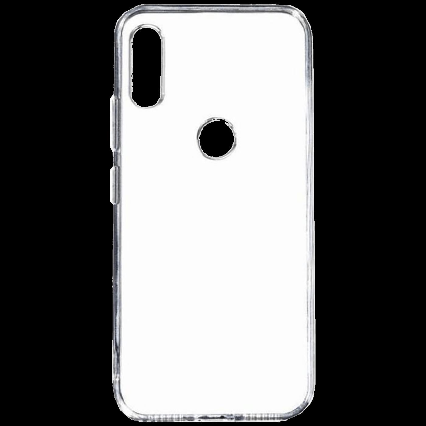 Futrola za mobitel Samsung A30s , silikonska, transparent