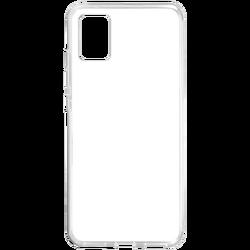 Futrola za mobitel Samsung A51, silikonska, transparent