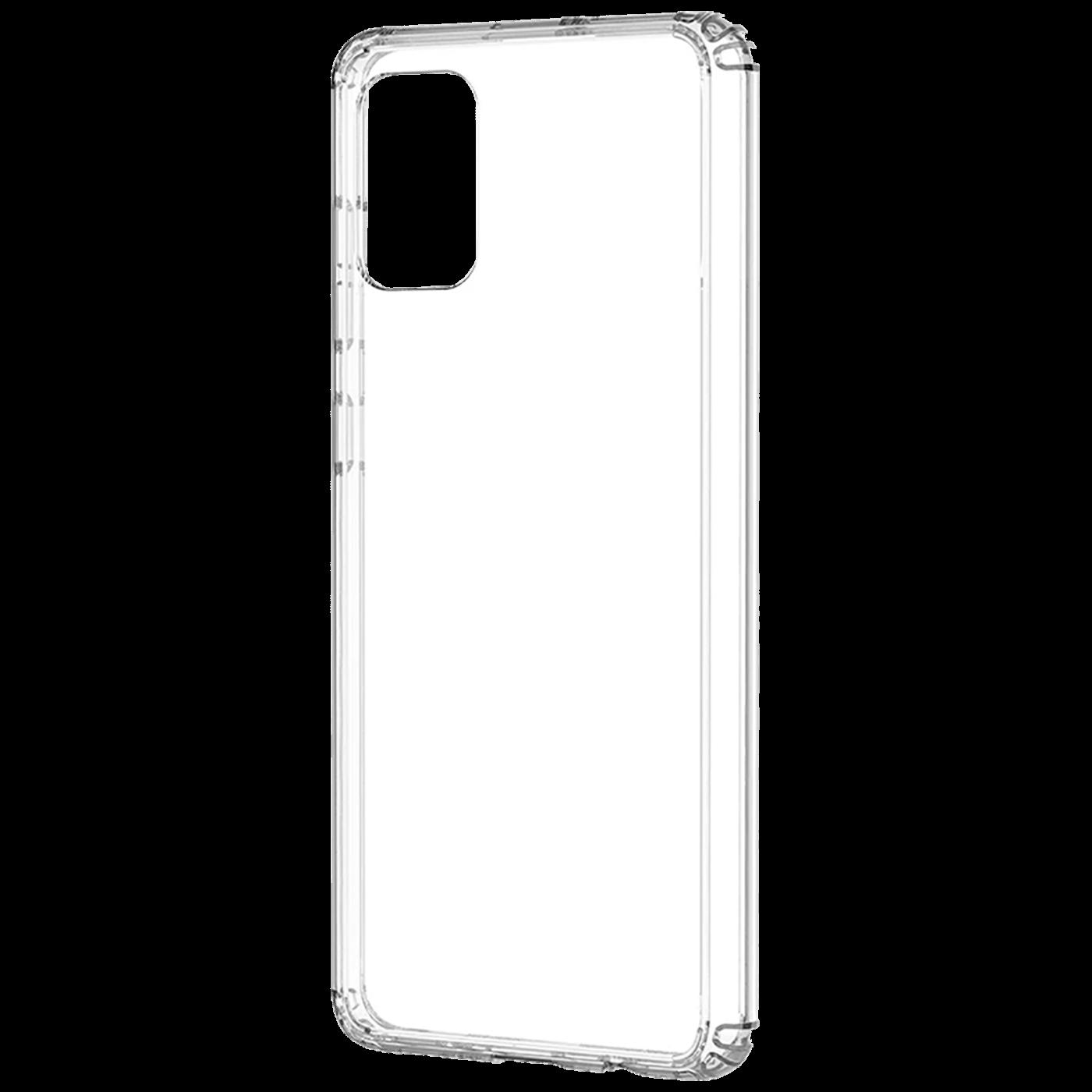 Futrola za mobitel Samsung A71, A51, silikonska, transparent