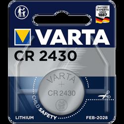 Baterija litijska, CR2430, 3 V, dugmasta, blister 1 kom