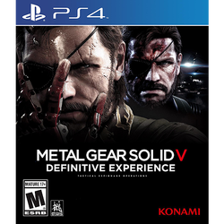 Igra Playstation 4:Metal Gear Solid Definitive Experience