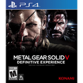 Sony - METAL GEAR SOLID DEF.EXPERIENCE PS4