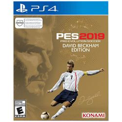 Sony - PES2019BECKHAMPS4