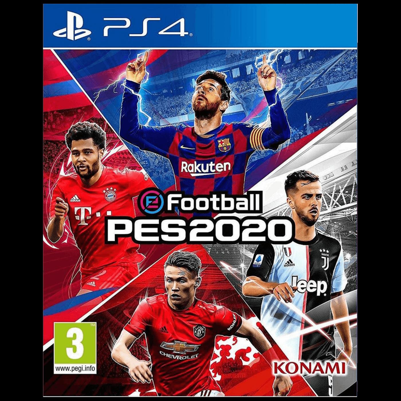 Sony - eFootball PES 2020 PS4