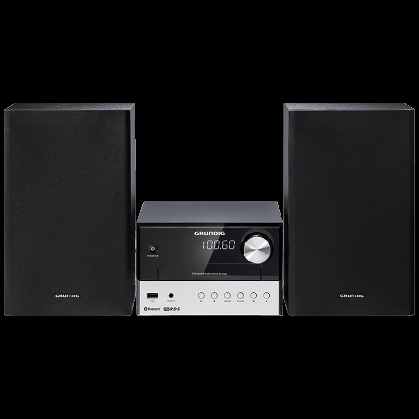 Micro sistem sa CD, Bluetooth-om, MP3, USB, 2x15W