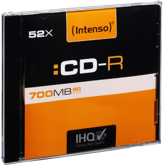 (Intenso) - CD-R700MB/1Slim