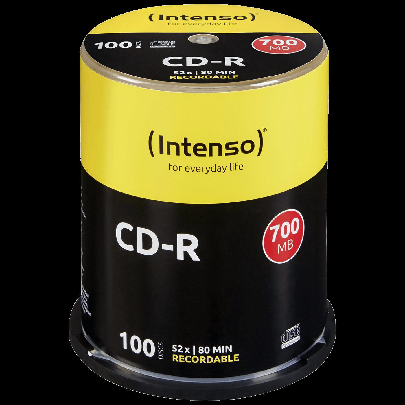CD-R 700MB (80 min.) pak. 100 komada Cake Box