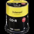 (Intenso) - CD-R700MB/100Cake