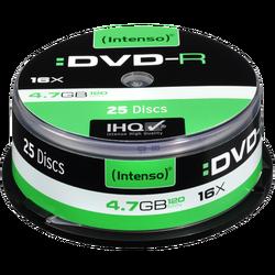 DVD-R 4,7GB pak. 25 komada Cake Box