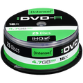 (Intenso) - DVD-R4,7GB/25Cake
