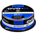 (Intenso) - DVD+R4,7GB/25Cake