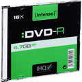 (Intenso) - DVD-R4,7GB/1Slim