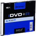 (Intenso) - DVD+R4,7GB/1Slim