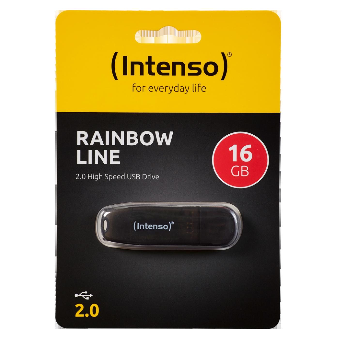 USB2.0-16GB/Rainbow