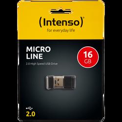 USB Flash drive 16GB Hi-Speed USB 2.0, Micro Line