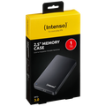 (Intenso) - HDD3.0-1TB/Memory Case