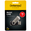 (Intenso) - USB 2.0 - 16GB/Basic Line