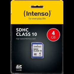 SD Kartica 4GB Class 10 (SDHC & SDXC)