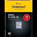 (Intenso) - SDHC-16GB/Class10